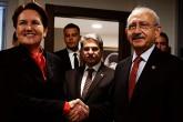 Meral Akşener, Kemal Kılıçdaroğlu