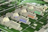 Nükleer Güç Santrali Modelinden Detay