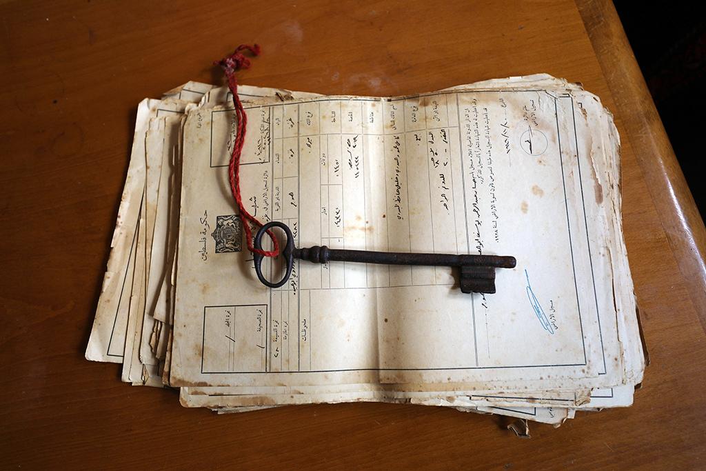 Kudüsteki evin Anahtarı