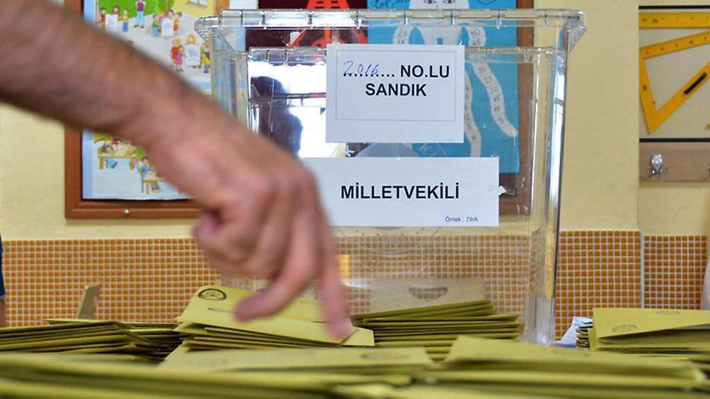 Milletvekili Seçimi - Oy Sandığı