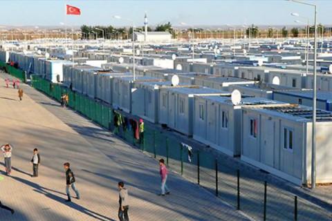 Mülteci Kampı - Türkiye