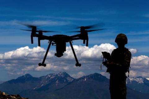 Kandil Operasyonu - Drone