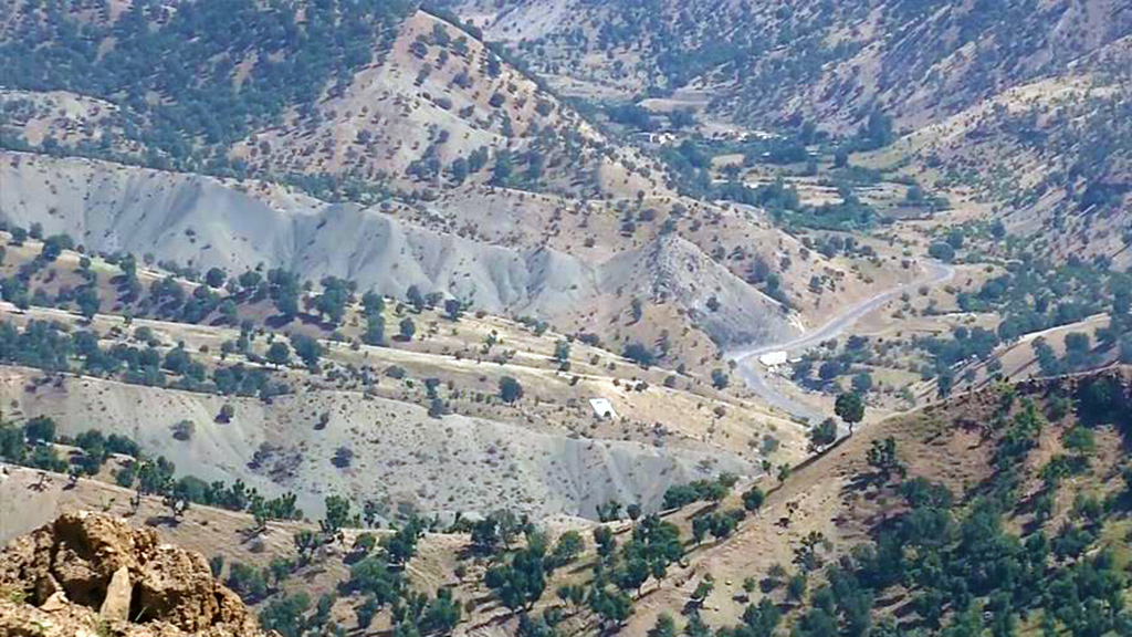 Kandil Dağı - Irak Bölgesi