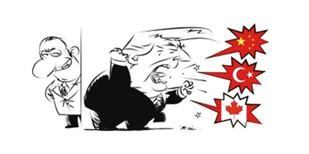 Trump Kariaktürü
