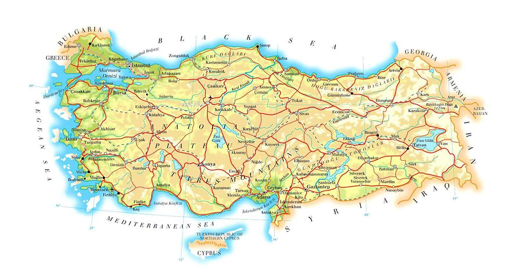 Türkiye Dönüşmeliymiş