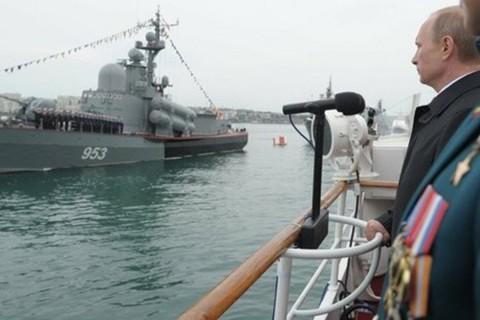 استراتيجية روسيا في البحر المتوسط