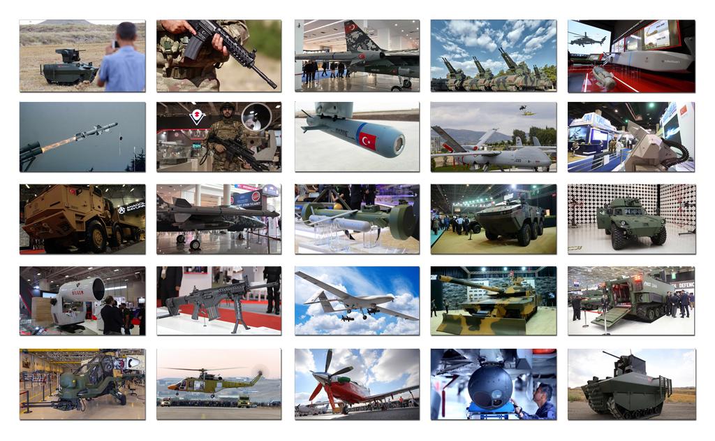 رؤية وإرادة صناعاتنا الدفاعية