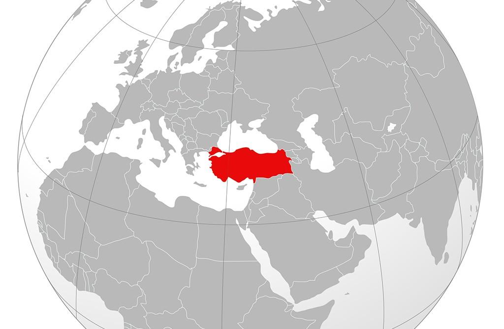 قوة تركيا ومقصدها