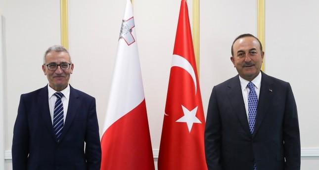 ماذا وراء تطور العلاقات التركية المالطية؟