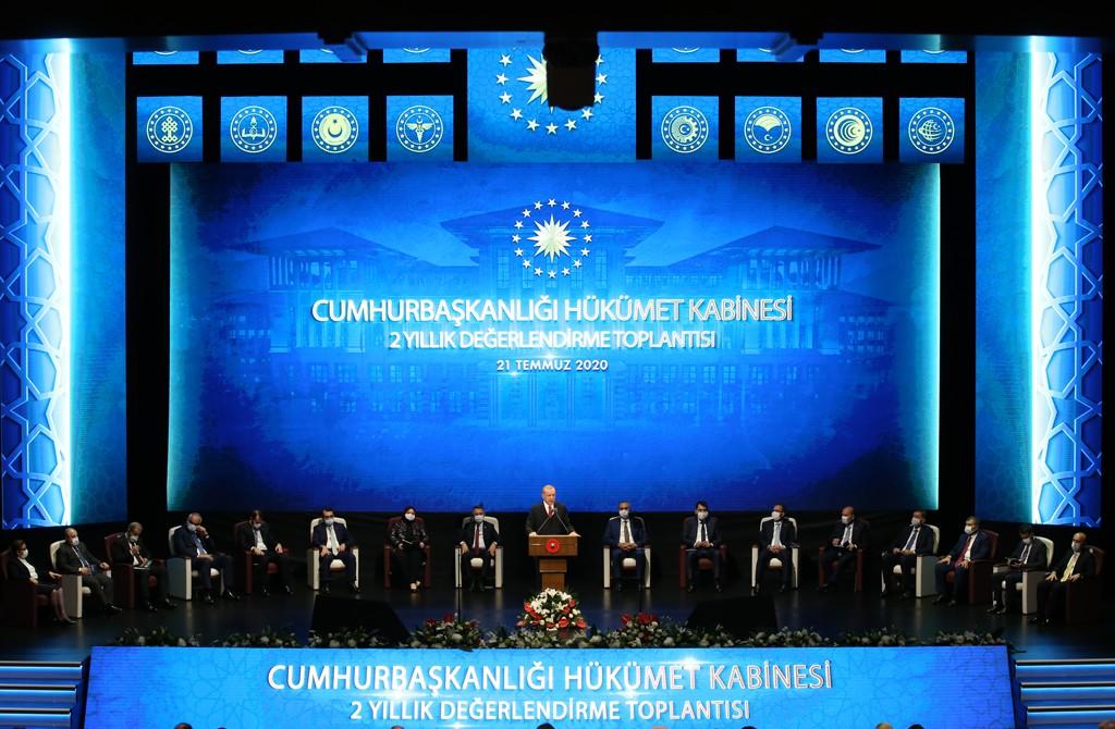 تقييم عامين من نظام الحكم الرئاسي