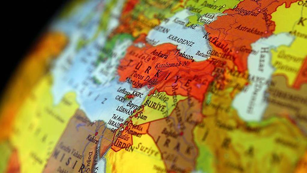 استراتيجية تركيا للشرق الاوسط