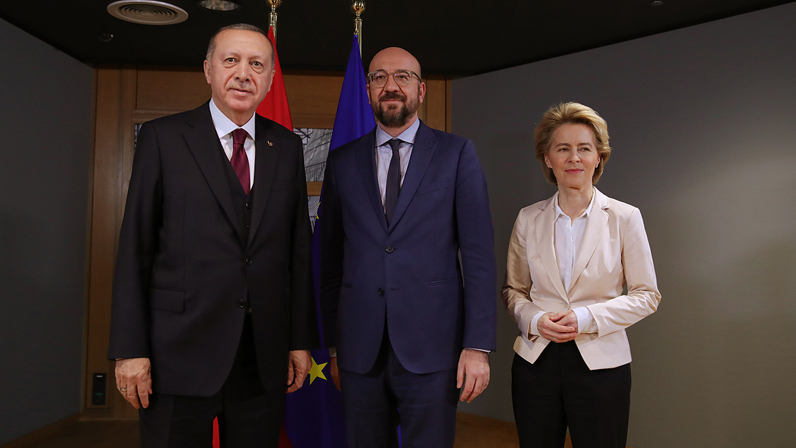 فرصة جديدة لتحسين العلاقات مع الاتحاد الأوربي