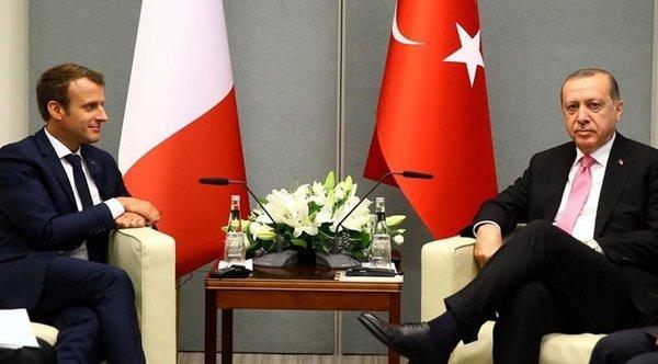 الجولة الثانية من السجال بين أردوغان وماكرون