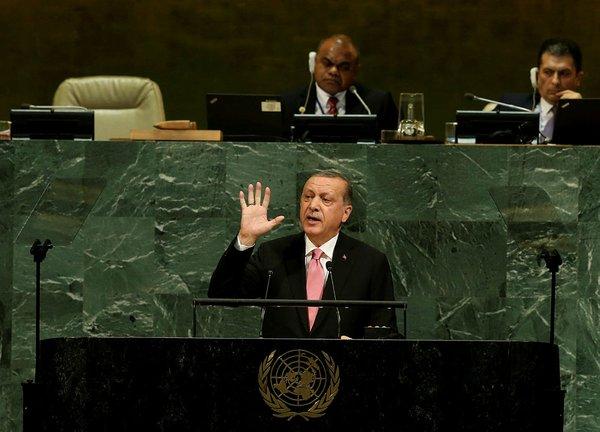 لا حل بدون تركيا