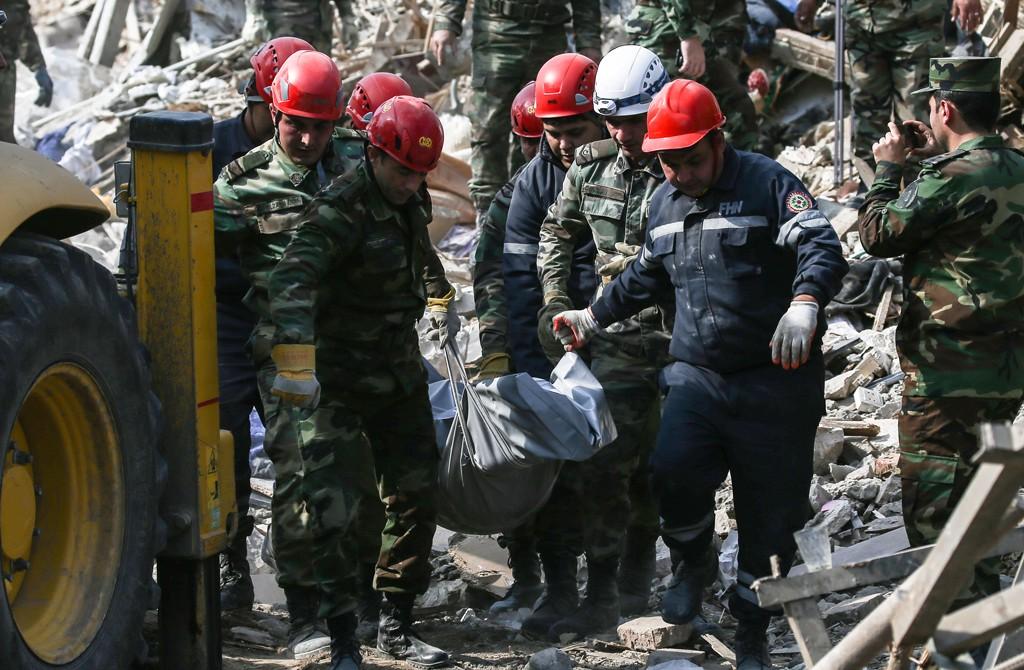 التكتيك العسكري الأرميني لم يتغير: استهداف المدنيين