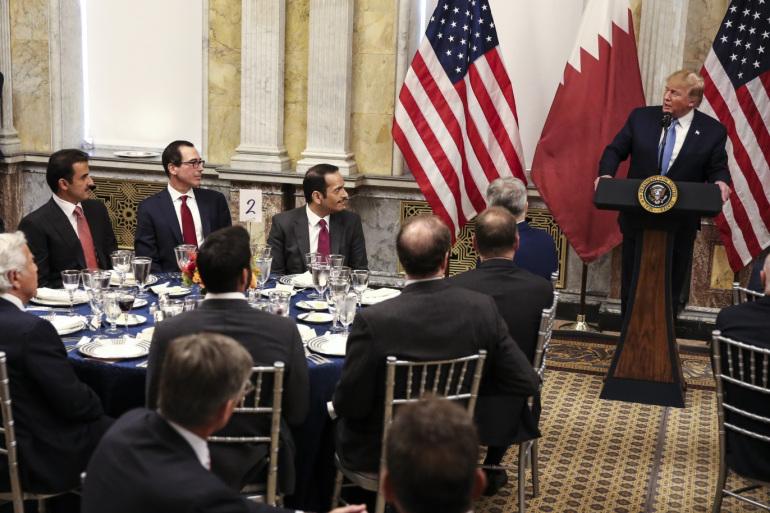 إمكانية حل الأزمة الخليجية قبل رحيل ترمب.. الدوافع والتحديات