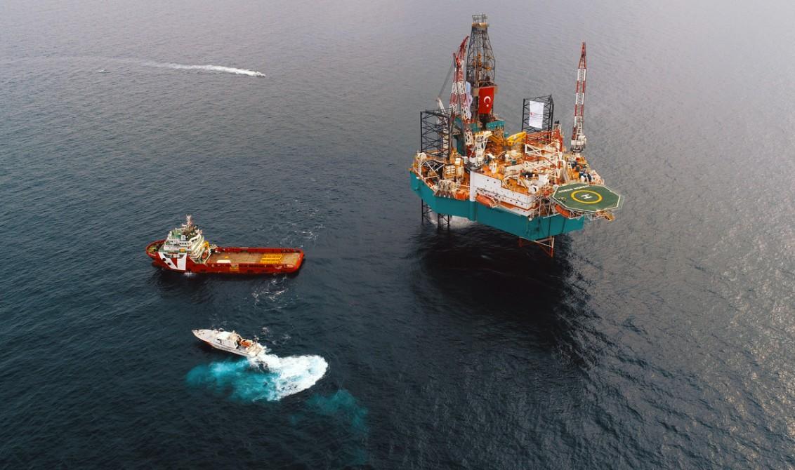 البنية التحتية لتركيا في مجال التنقيب عن الغاز