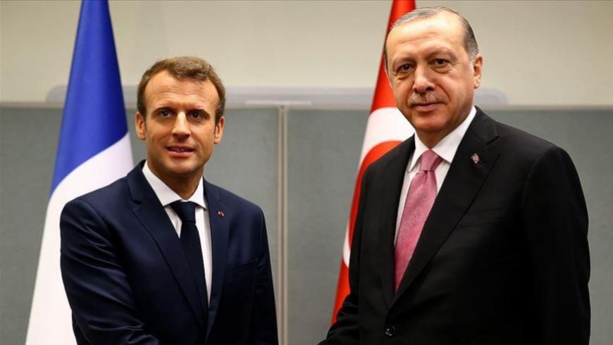 سوريا كشرط لتطبيع العلاقات التركية الفرنسية