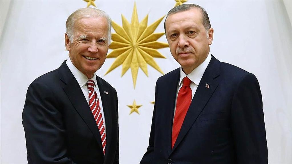 لقاء أردوغان وبايدن يحمل دلالات لحلفاء الولايات المتحدة الآخرين