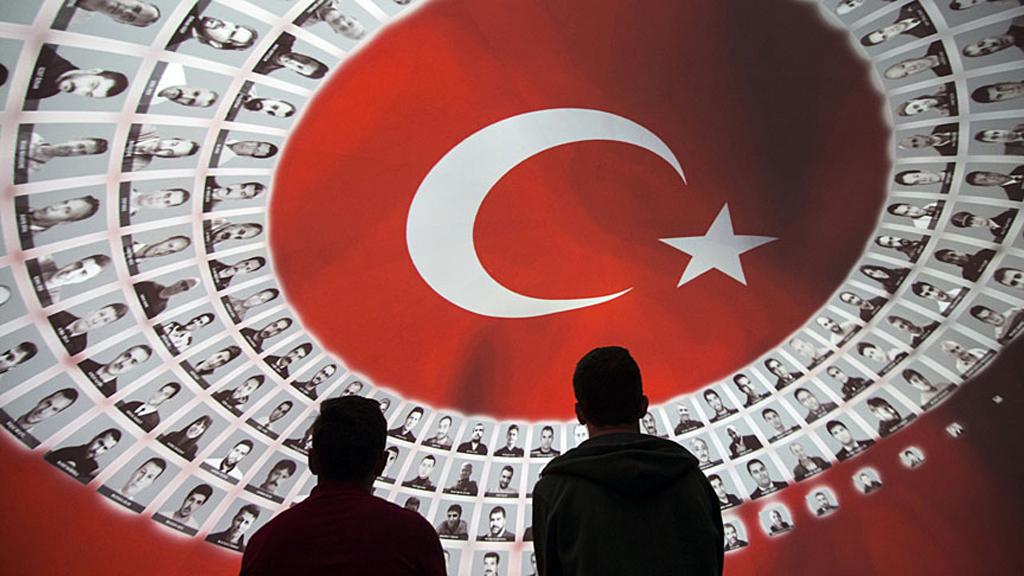 محاولة 15 تموز الانقلابية الفاشلة والعلاقات التركية الأمريكية