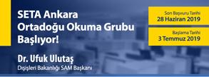 SETA Ankara Ortadoğu Okuma Grubu