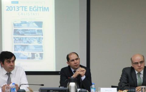 2013'te Eğitim Çalıştayı
