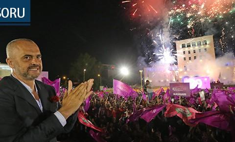 5 SORU: Arnavutluk Seçimleri