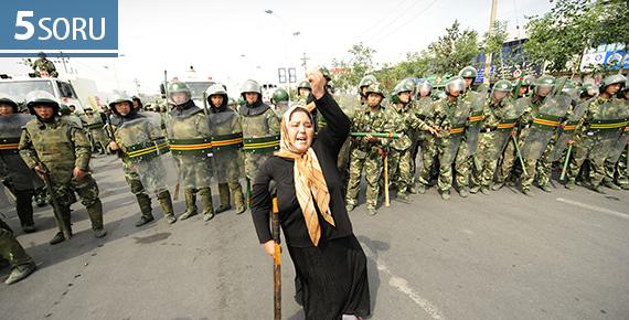5 SORU: Doğu Türkistan Olayları