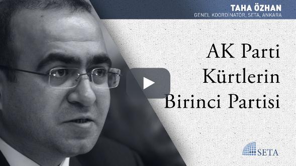 AK Parti Kürtlerin Birinci Partisi