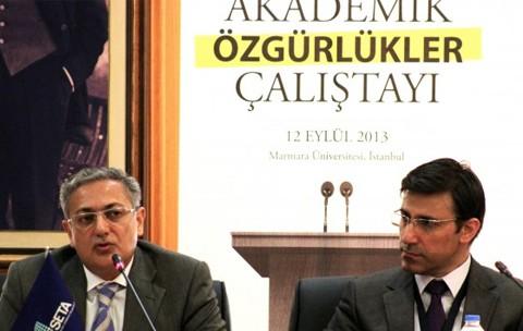 Akademik Özgürlükler Çalıştay'ında, Özgürlüğün Sınırları Tartışıldı