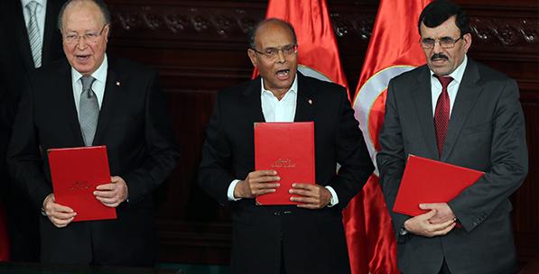 Anayasayla Taçlanan Tunus Devrimi