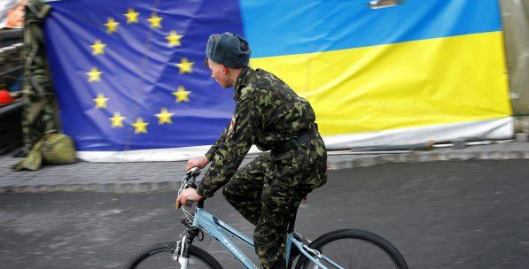 Avrupa Birliği'nin Ukrayna Kriziyle İmtihanı