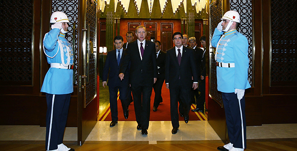 Azerbaycan, Türkmenistan ve Türkiye'nin Enerji Kardeşliği
