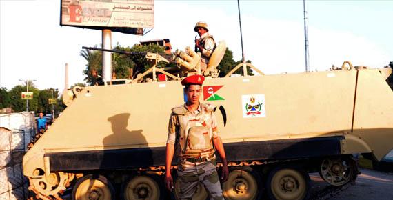 Darbesever Mısır Muhalefeti