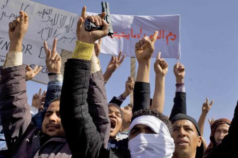 Hak İhlalleri ve Arap İsyanları