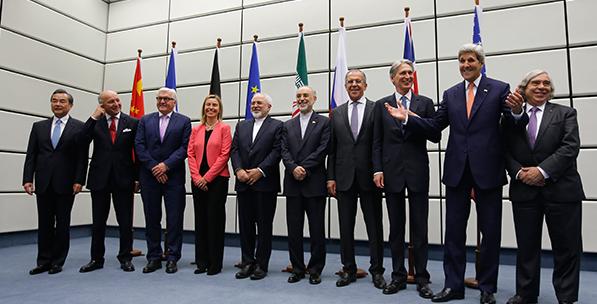 İran Anlaşmasına Tepkiler
