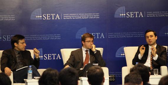 İsrail Seçimleri SETA'da Tartışıldı
