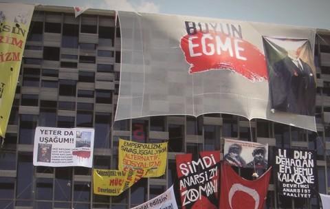 Kurgu ile Gerçeklik Arasında Gezi Eylemleri