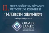 Ortadoğu'da Siyaset ve Toplum Kongresi