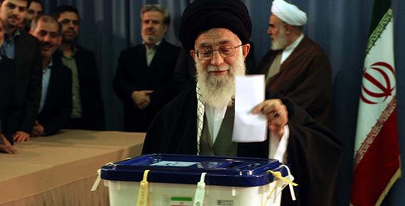 Rehber Vesayetinin Gölgesinde İran Seçimleri