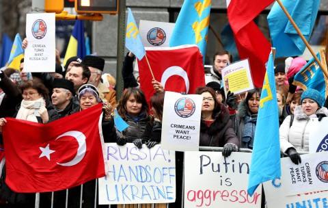 Rusya'nın İlhakı Sonrası Kırım ve Kırım Tatarları