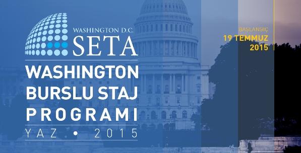 SETA Washington Burslu Staj Programı