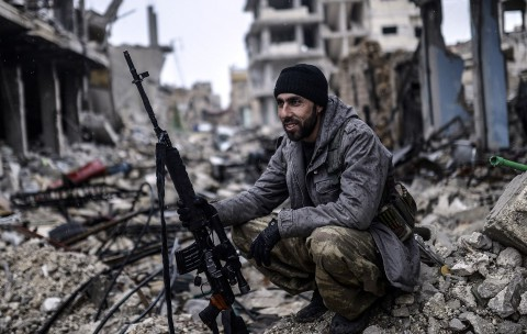 Sınırları Aşan Kriz Suriye
