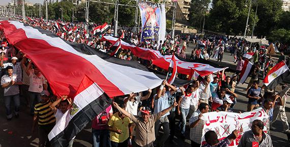 Tahrir Devriminin İntikamı