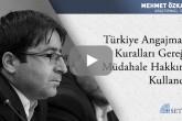 Türkiye Angajman Kuralları Gereği Müdahale Hakkını Kullandı
