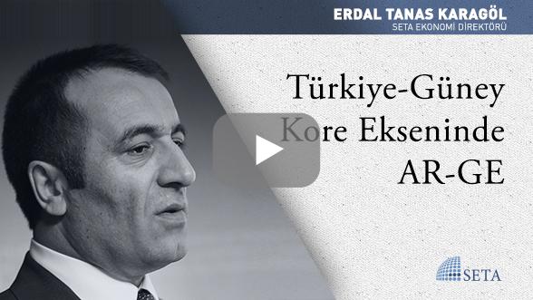 Türkiye-Güney Kore Ekseninde AR-GE