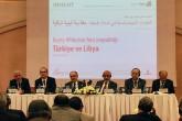 Türkiye-Libya İlişkileri Trablus'ta Değerlendirildi