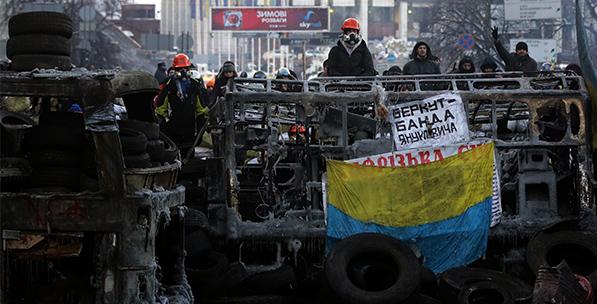 Ukrayna Nereye Gidiyor?