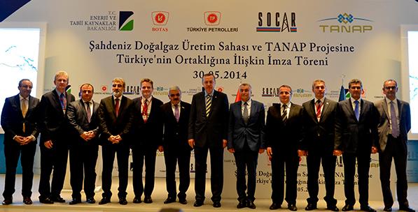 Yeni Türkiye'nin Simge Projesi: TANAP