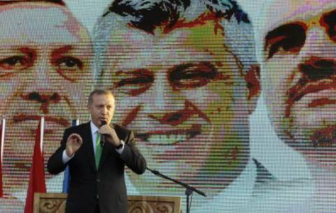Yerel ve Bölgesel Siyaset Bağlamında Erdoğan'ın Kosova Ziyareti
